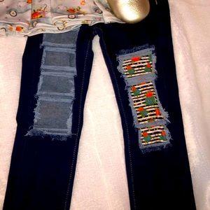 New Custom Small Shop Jeans